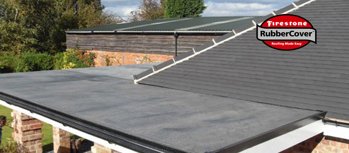 Firestone Flat Roofing System